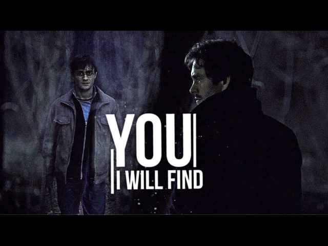 Harry Potter Will Graham I will find you TPC