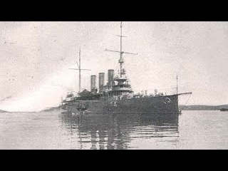 Охота за крейсерами кайзера_2. Последний корабль наплаву