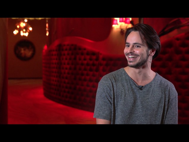 Yanis Marshall The Choreographer Zumanity Rated Cirque Ep 1 Cirque Du Soleil