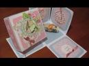 Подарок своими руками.Коробочка с сюрпризом! Для денег конверт Из Бумаги Поделки с детьми!
