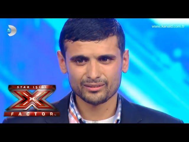 Ahmet Aslan Performansı - Seni Sana Bırakmam - X Factor Star Işığı