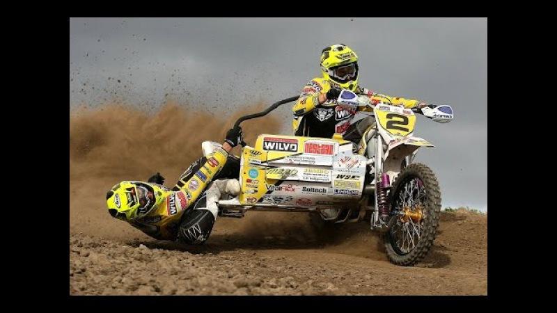 Pro100 ПРАВДА - Мотокросс с коляской лучшие моменты