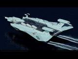 Авианесущий Экраноплан ЛУНЬ -А2 (450 км/ч) Развитие Флота :