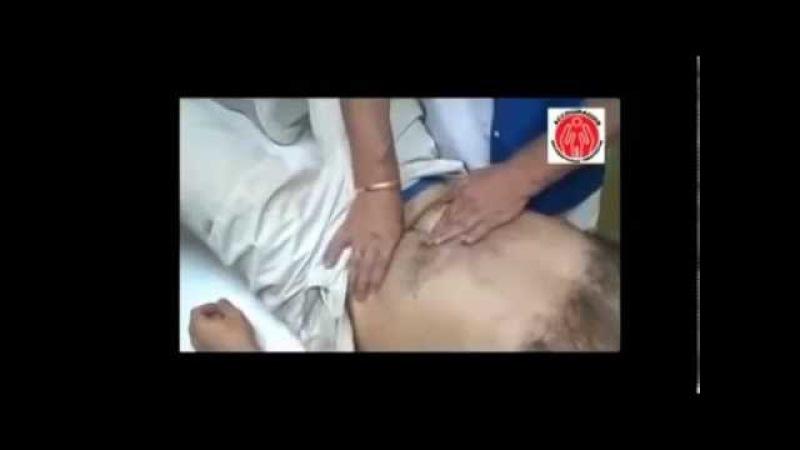 Висцеральная терапия 7.2 Массаж живота (Огулов А.Т.)