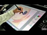 漫画家 しろ - Drawing with Wacom (DwW)