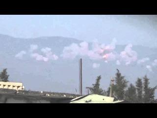 Огненный ад — месть сирийских военных за убитых летчика и морпеха ВС РФ