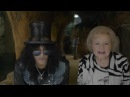 Slash & Betty White Commercial for the LAIR at L.A. Zoo Opens Mar. 8 (Mexican giant horned lizards)