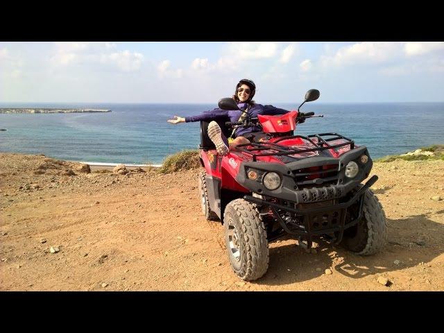 Кипр Сафари по Акамасу к Голубой лагуне