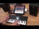 M-Audio Axiom Air Mini 32 - MIDI клавиатура