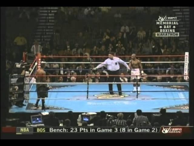 Diego Corrales vs Joel Casamayor I