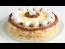 ТОРТ ПОЛЕТ по ГОСТу: Торт-Безе с масляным кремом