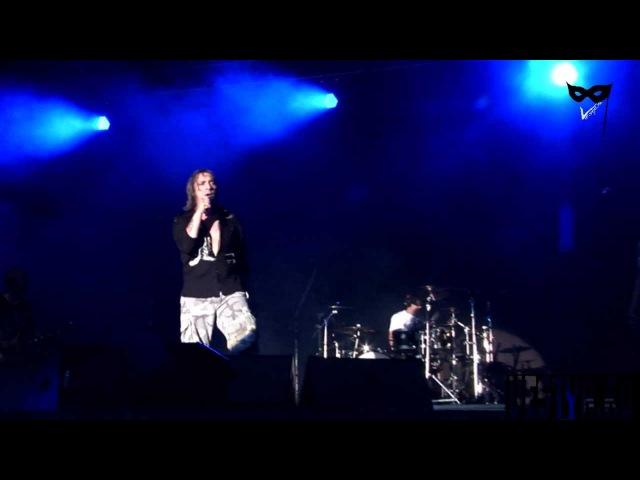 Король и Шут - Дурак и молния (Зеленый театр 10.08.2012)