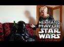 Hermano Mayor con DARTH VADER (Parodia Star Wars) | Chema Ruiz