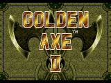 Golden Axe 2 - Дендюшечка