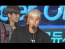 [HD] 160217 Bigbang iKON accepting the awards for Yang Hyunsuk @ GaonChartKPOPAwards
