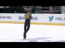 2015 ISU Junior Grand Prix of Figure Skating Men Free Skate Daniil BERNADINER RUS