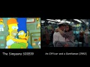 The Simpsons Tribute to Cinema Part 1
