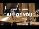 Chris Coleman All of You