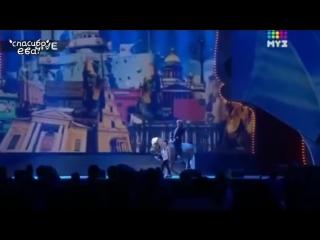 UsachevToday - Премия Муз ТВ давай до свидания и драки на ЕВРО