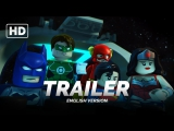 Трейлер: «LEGO DC Comics Super Heroes׃ Justice League׃ Attack of the Legion of Doom» 2015