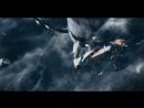 Музыка и сам момент падения самолёта сильно напоминают то же самое из Матрицы 2 и 3 - фрагмент фильма МАФИЯ ИГРА НА ВЫЖИВАНИЕ
