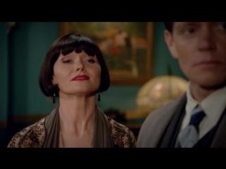 Леди-детектив мисс Фрайни Фишер / Miss Fisher's Murder Mysteries - Сезон 3 Серия 4 - «Кровь и деньги»