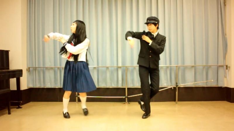 Sm27779743 ライチ ゴーゴー☆光クラブ コスプレで踊ってみた