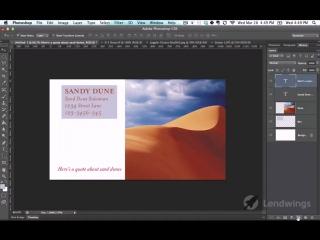 Видеокурс Adobe Photoshop CS6. Урок 21. Подведение итогов по теме слоев