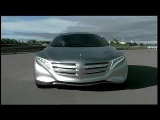 Водородный Mercedes-Benz F125 - концепт для Франкфурта 2011