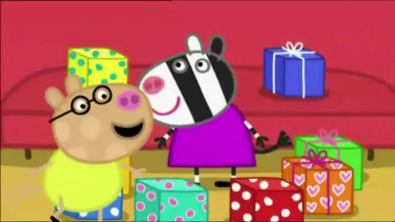 Peppa Pig English Episodes Bubbles - 2014 HD
