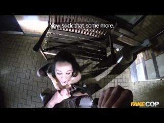 Carmel Night patrol Cheeky young lass likes daring outdoor sex 2015 HD