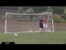 Подборка смешных и жестких ударов мячом по лицу в различных видах спорта