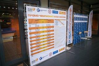 МЛБЛ-Москва. Тур 3