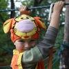Веревочный парк для малышей в Аполло