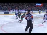 Ак Барс - СКА (0-3) ГОЛ Евгения Дадонова
