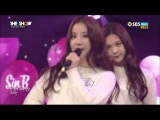 [Special] 151208 GFriend (여자친구) - Glass Bead (유리구슬) + Me Gustas Tu (오늘부터 우리는) @ 더쇼 The Show [1080p]