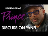 Prince Reflection Spike Lee, Questlove, and more remember Prince  Panel 2016