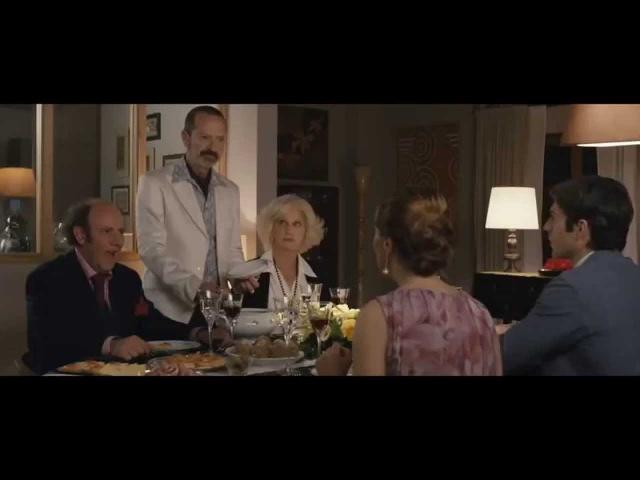 Босс в гостиной / Un boss in salotto 2014 трейлер к фильму