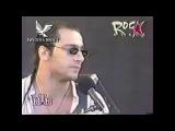 Чёрный Обелиск - Я Остаюсь (Выступление в Таганском Парке 1994)