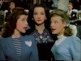'In a Little Spanish Town'  Thousands Cheer  Virginia O'Brien, June Allyson, Gloria DeHaven (from