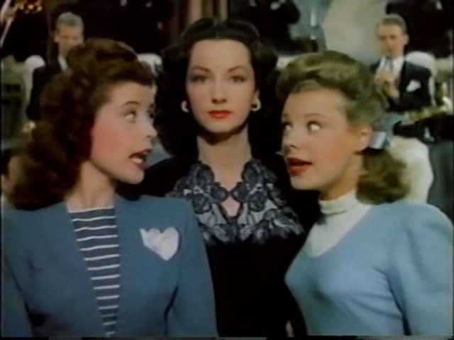 'In a Little Spanish Town' | Thousands Cheer | Virginia O'Brien, June Allyson, Gloria DeHaven (from