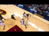Matthew Dellavedova To Tristan Thompson Again | Knicks vs Cavaliers | November 4 , 2015 | NBA
