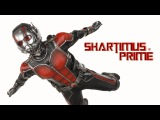 Hot Toys Marvels Ant Man Movie Masterpiece Paul Rudd 1:6 Scale Collectible Action Figure Review