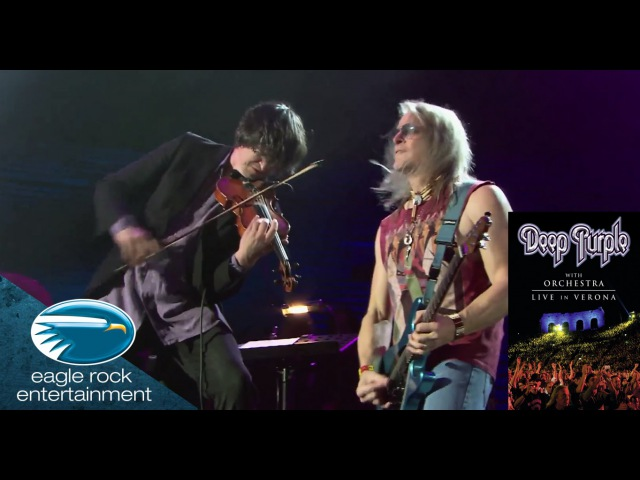Deep Purple Orchestra - Lazy (Live in Verona)