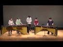 You're So Cool True Romance / Hans Zimmer_Marimba Ensemble ♪Remix♪