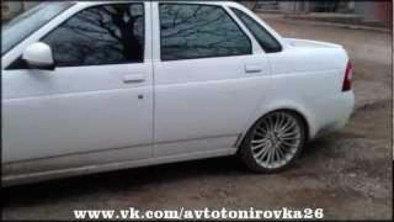 Priora Toyota Lexus автоматическая тонировка нового поколения