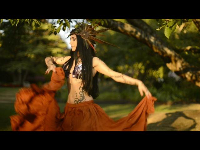 Mahafsoun Bellydance ~ Shiva In Exile {Anubis}