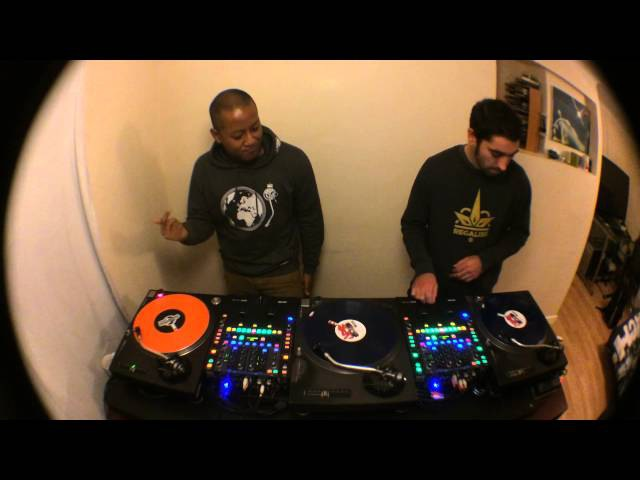 DJ ANGELO x JFB - Scratch To This (live jam version)