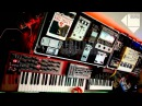 BURG - Album Movement 04 (KORG volca, Roland Aira, ms-20, Elektron, JX03, Novation Circuit)