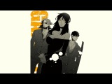Gangsta anime OST - Ending Full Loop (Yoru no Kuni by Annabel)